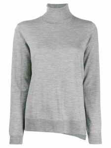 LIU JO turtleneck jumper - Grey