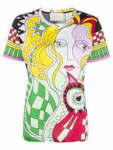 La Doublej Total Goddess T-Shirt - Green