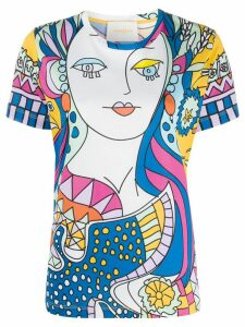 La Doublej Total Goddess T-Shirt - Blue