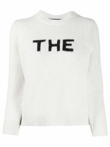 Marc Jacobs The intarsia jumper - PINK