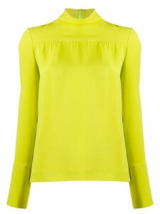 Joseph Mabon silk blouse - Yellow