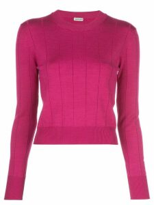 Rachel Comey ribbed knit jumper - PINK