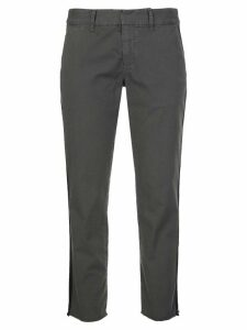 Nili Lotan East Hampton cropped trousers - Grey