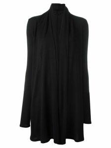 The Row shawl collar cardigan - Black