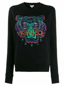 Kenzo Holiday Capsule tiger sweatshirt - Black