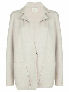 Le Kasha loose-fit cashmere cardigan - NEUTRALS