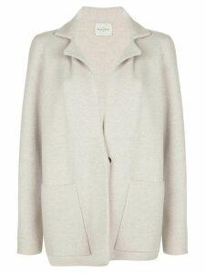 Le Kasha loose-fit cashmere cardigan - NEUTRALS
