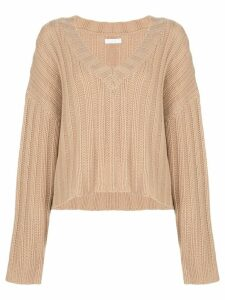 SABLYN Dominique cashmere jumper - NEUTRALS