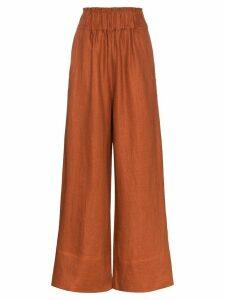 Bondi Born Universal wide leg trousers - Brown