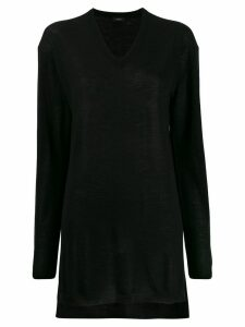 Joseph loose-fit cashmere jumper - Black