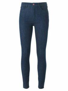Victoria Beckham Denim skinny jeans - Blue