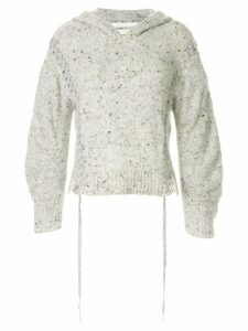PortsPURE mottled knit jumper - Grey