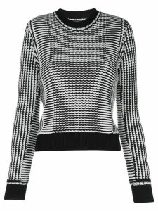 Rachel Comey multi-knit sweater - Black
