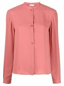 Filippa K Adele button down blouse - PINK