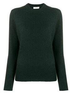 Equipment cashmere long-sleeve jumper - Green