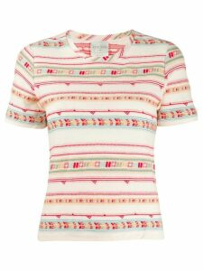Forte Forte My T Shirt Pimento T-shirt - NEUTRALS