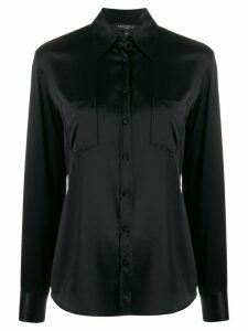 Antonelli slim-fit shirt - Black