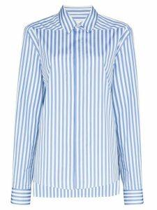 Jil Sander Moia striped shirt - Blue