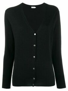 Filippa-K v-neck button-up cardigan - Black