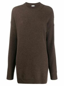 Filippa-K Rebecca ribbed jumper - Brown