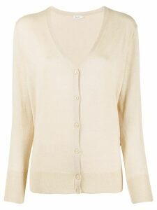 Filippa-K v-neck knit cardigan - NEUTRALS