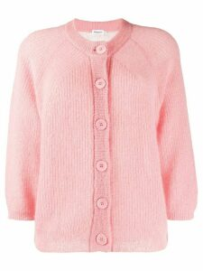 Filippa-K Charlotte button-up cardigan - PINK