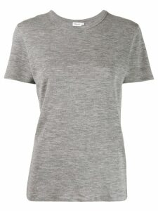 Filippa K plain knit T-shirt - Grey