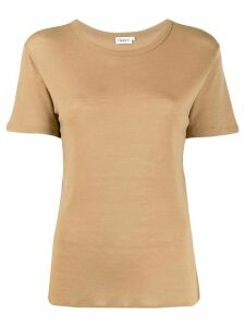 Filippa K plain knit T-shirt - NEUTRALS