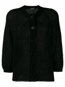 Filippa-K Charlotte button-up cardigan - Black