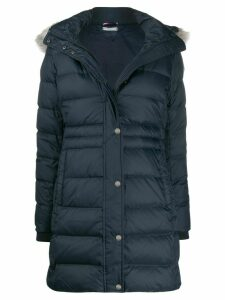 Tommy Hilfiger padded puffer coat - Blue