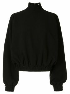 Strateas Carlucci turtleneck sweatshirt - Green