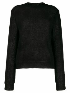 Filippa-K Heather crew-neck jumper - Black