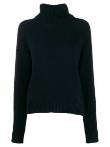 Filippa-K Kathleen roll-neck jumper - Blue
