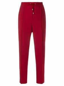 Filippa K Fiona cropped tapered-leg trousers