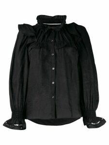 Isabel Marant Étoile Eatedy blouse - Black