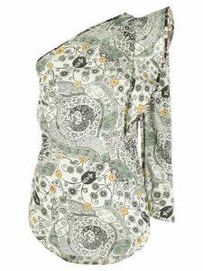 Isabel Marant Étoile Carina blouse - NEUTRALS