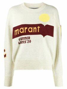Isabel Marant Étoile Summer '20 jumper - NEUTRALS