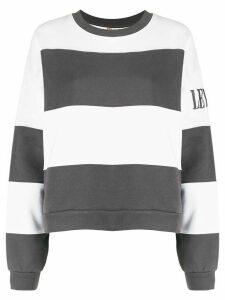 Levi's Diana crew-neck sweatshirt - White