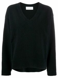 Christian Wijnants Kate v-neck jumper - Blue