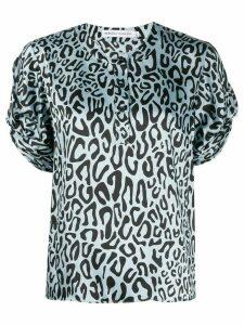 Rebecca Minkoff Ally blouse - Blue