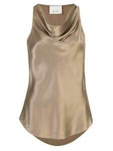 Cinq A Sept Sakura top - Metallic
