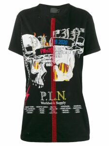 Philipp Plein SS Rock T-shirt - Black