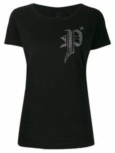 Philipp Plein SS Gothic T-shirt - Black