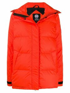 Canada Goose Approach padded jacket - ORANGE