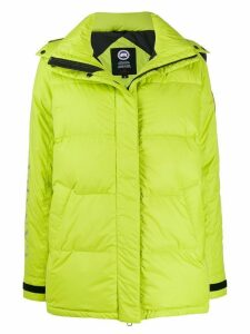 Canada Goose Approach padded jacket - Green