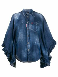 Dsquared2 Lilou denim shirt - Blue