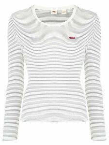 Levi's long sleeved Baby T-shirt - White