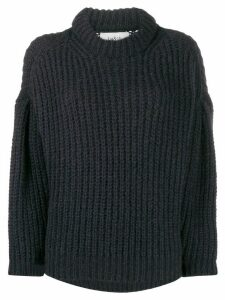 Ba & Sh ribbed Emma jumper - Blue