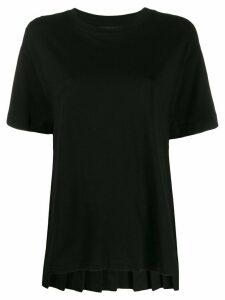 DKNY oversized crew neck T-shirt - Black