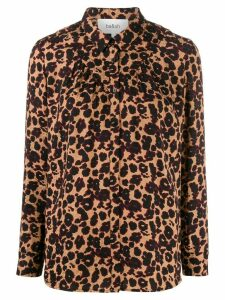 Ba & Sh animal print shirt - Brown